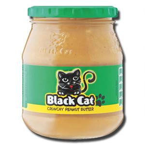 Black Cat Crunchy Peanut Butter 400g