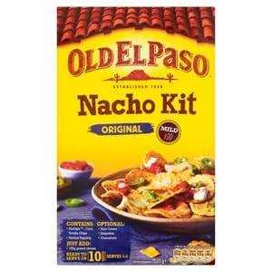 Old El Paso Original Nachos Kit 505g