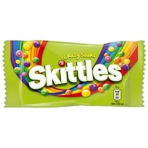 Skittles Crazy Sours UK 55g