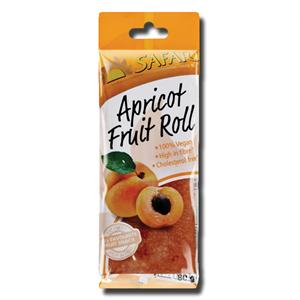 Safari Fruit Rolls Apricot 80g