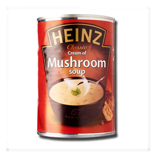 Heinz Soup Cream Mushroom 400g
