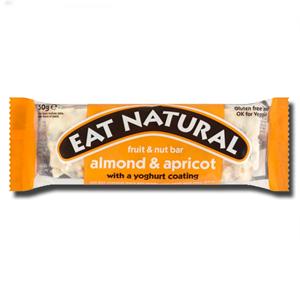 Eat Natural Almond Apricot Yogurt 50g