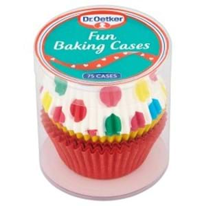 Dr. Oetker Fun Baking Cases 75'