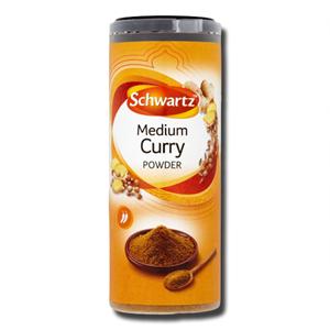Schwartz Curry Powder Medium 90G