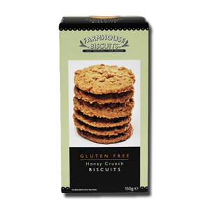 Farmhouse Honey Crunch Biscuits 150g