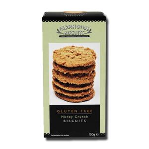 Farmhouse Honey Crunch Biscuits 150g