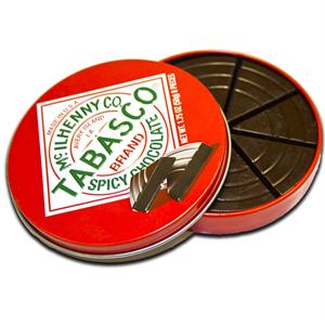 Tabasco Spicy Chocolate Tin 50g