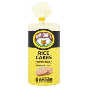 Marmite Rice Cakes 110g