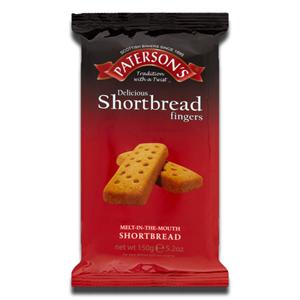Paterson's Shortbread Fingers 150g