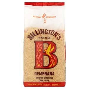 Billington's Demerara Cane Sugar 500g