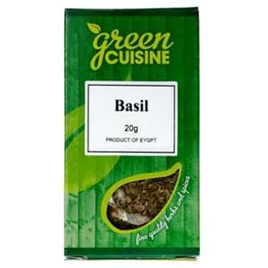 Green Cuisine Basil Leaves 15g