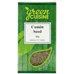 Green Cuisine Cumin Seed 45g