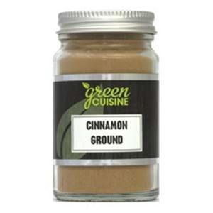 Green Cuisine Cinnamon Ground Jar 50g