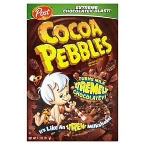 Post Cocoa Pebbles 311g