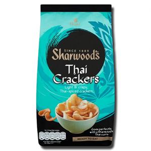 Sharwood's Thai Crackers 60g