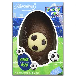 Thortons Football Egg 150g