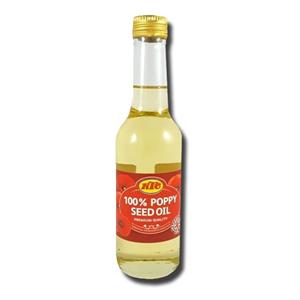 KTC Pure Poppy Seed Oil 250ml