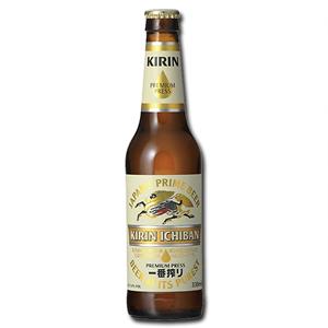 Kirin Ichiban Japan's Beer 330ml