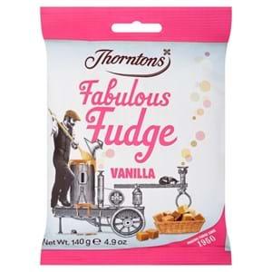 Thorntons Vanilla Fugde 140g