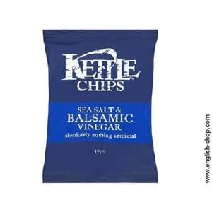 Kettle Chips Sea Salt & Balsamic Vinegar 40g