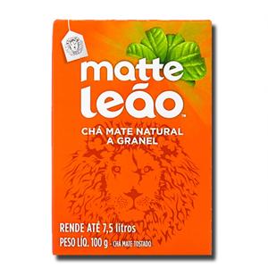 Matte Leão Chá Natural Granel 100g