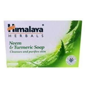 Himalaya Herbals Neem & Turmeric Soap 75g