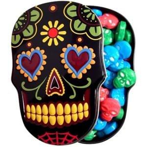 Sugar Skulls Candy Metal box 39.6g