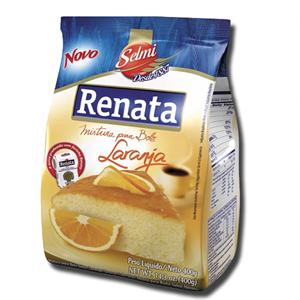 Renata Mix Bolo Laranja 400g