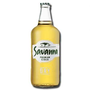 Savanna Dry Premium Cider Bottle 330ml