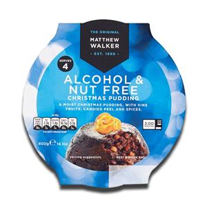 Matthew Walker Nut & Alcohol Free 400g