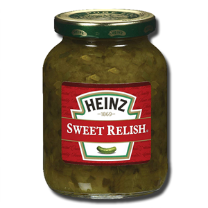 Heinz Sweet Relish 296ml