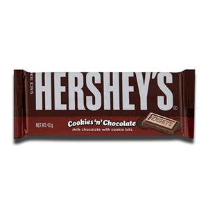 Hershey's Creamy Milk Chocolate Bar 43g