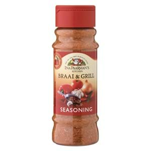 Ina Paarman's Braai & Grill Seasoning 200ml
