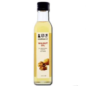 Cooks & Co Walnut Oil 250ml