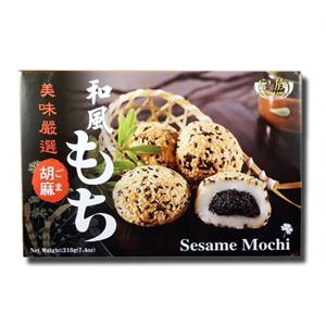 Royal Family Mochi Sesamo 210g
