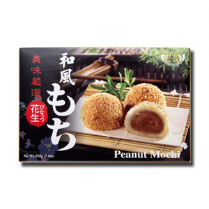 Royal Family Mochi Peanut 210g