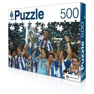 Jogo Puzzle Porto 500 Peças