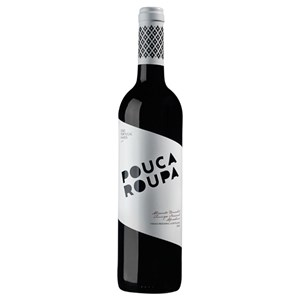 Vinho Pouca Roupa Tinto Alentejano 750ml