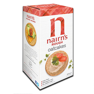 Nairn's Rough Oatcake 291g