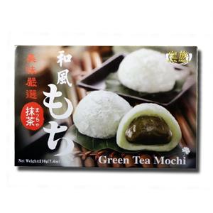 Royal Family Mochi Green Tea 210g