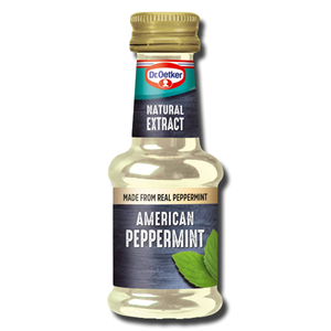 Dr. Oetker Natural Peppermint Extract
