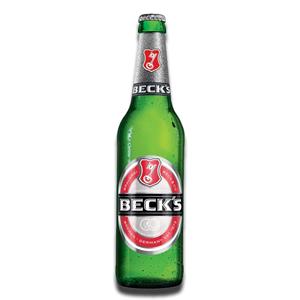 Beck's Beer 27,5 cl