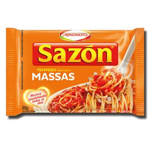 Sazon Tempero Massas 60g