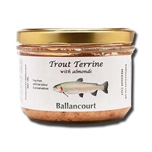 Butler's Grove French Pates Salmon Terrine with Fresh & Smoked Salmon 180g