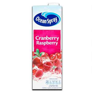 Ocean Spray Cranberry & Raspberry 1l