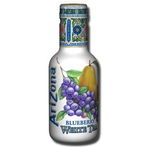 Arizona Iced Blueberry White Tea 500ml