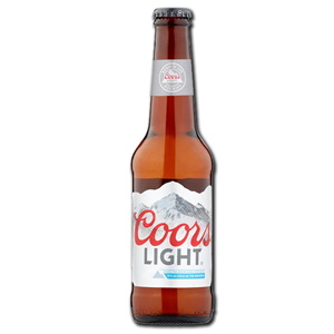 Coors Light Beer Can 330ml