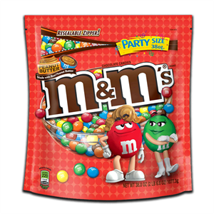 M&M's Peanut Butter 963.9g
