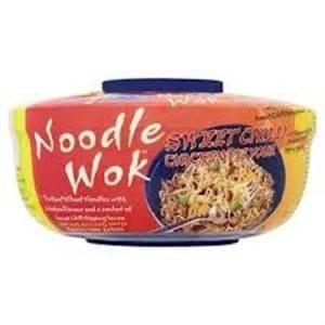 Blue Dragon Noodle Wok Sweet Chilli 67g
