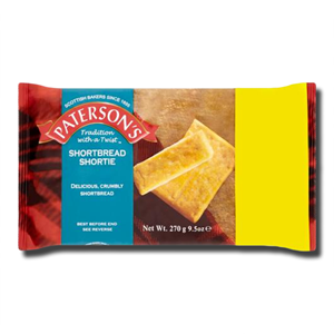 Paterson's Shortbread Shortie 270g